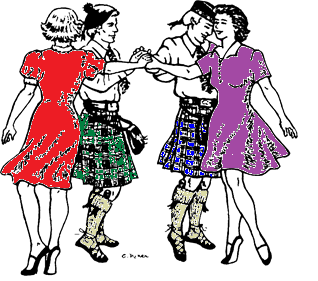 12 Week Intro Scottish Dance & Ceilidh Dance.