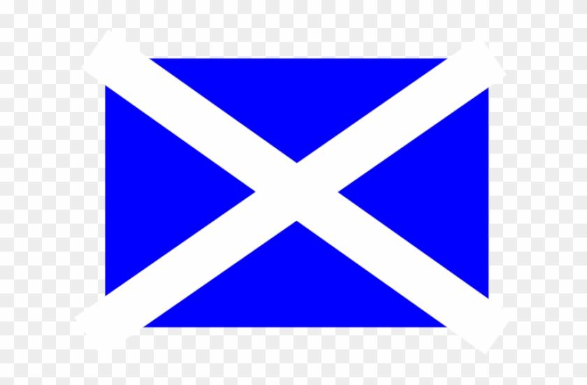 Scotland Flag Clip Art, HD Png Download.