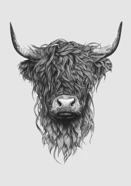 1000+ ideas about Cow Tattoo on Pinterest.