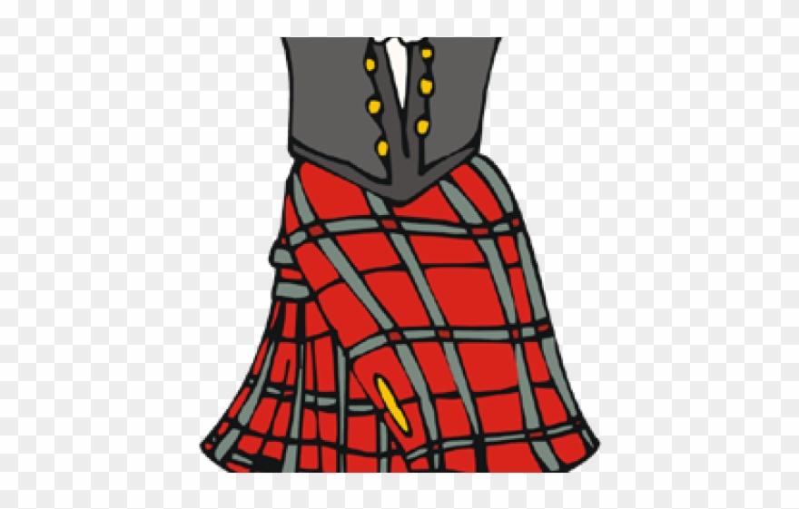 Scotland Clipart Kilt.