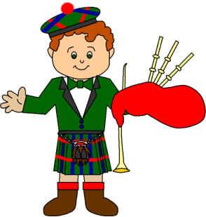 Scotland Cliparts.