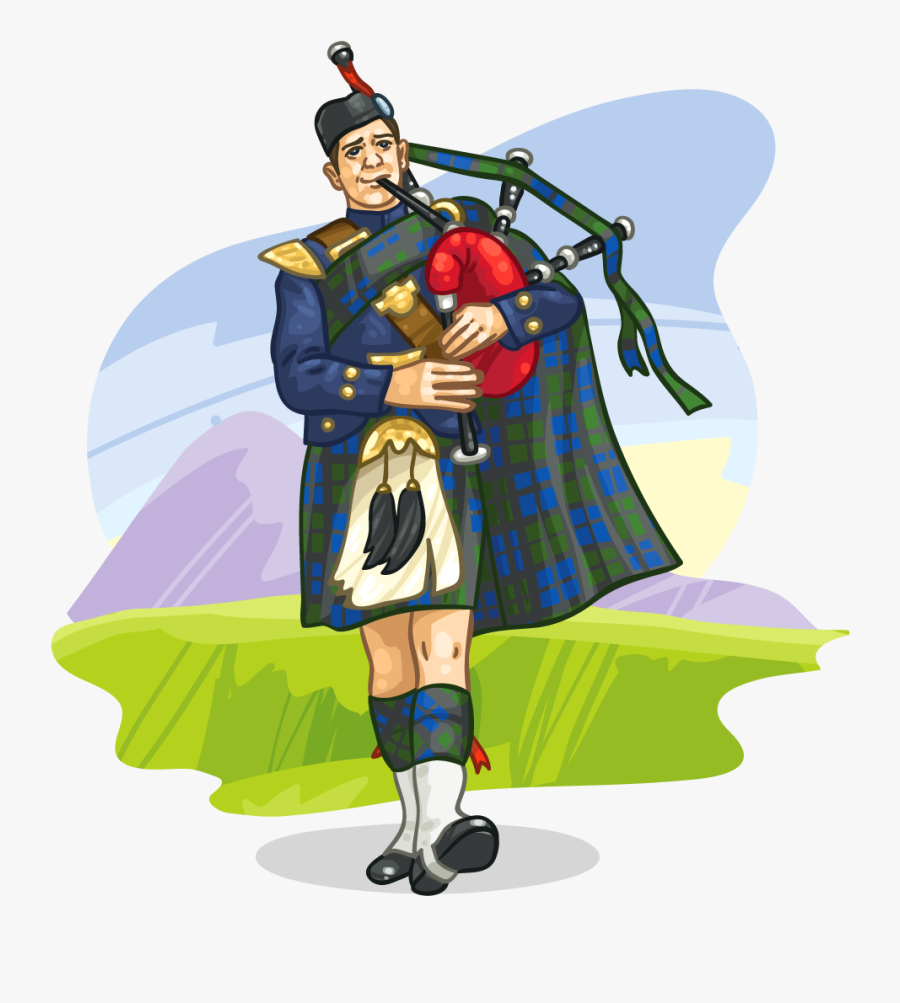 Scottish Piper.