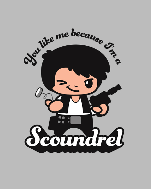 Scoundrel Quotes.