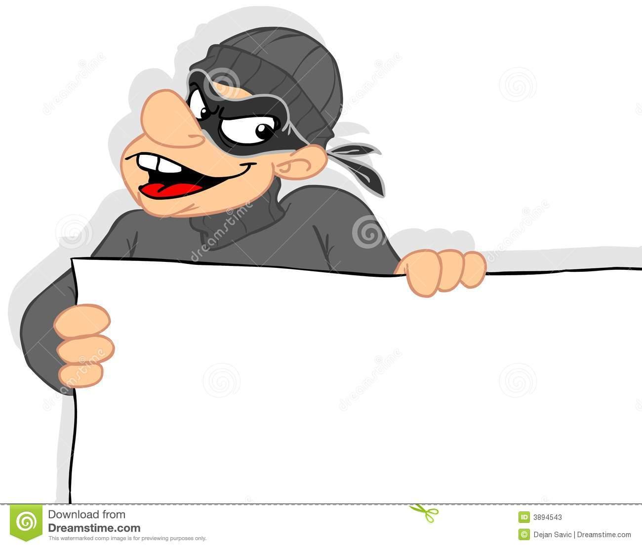 A Thief Stock Photos.