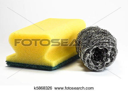 Stock Images of Scourers k5868326.
