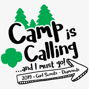 Free Girl Scout Camping Clipart Cliparts, Silhouettes.