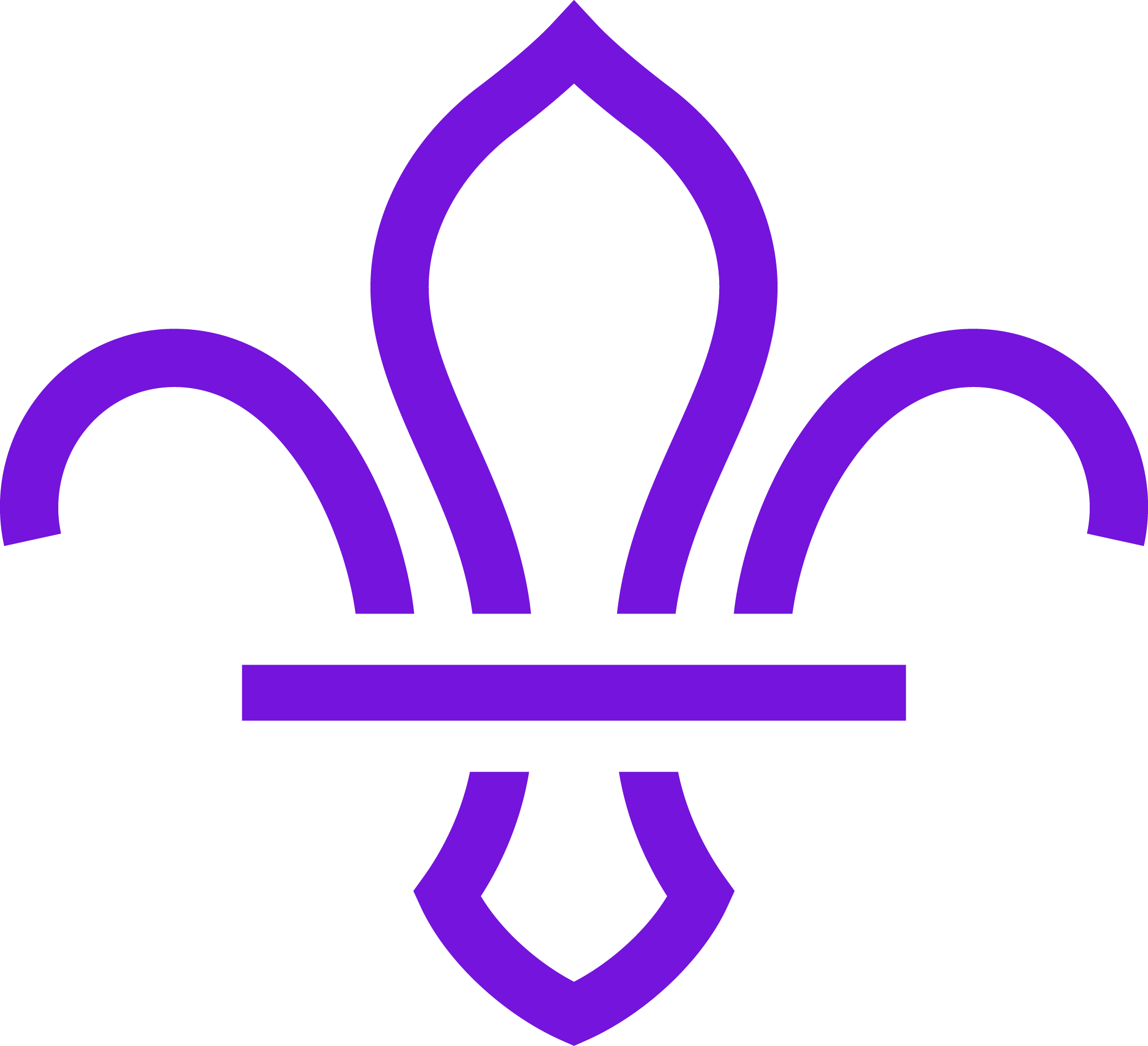 Bedfordshire Scouts Home.