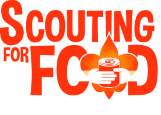 Scouting For Food Clipart.