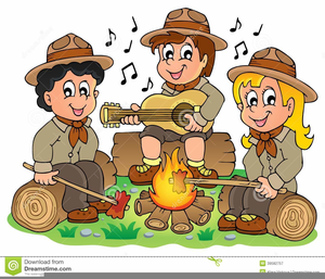 Free Clipart Of Boy Scouts.
