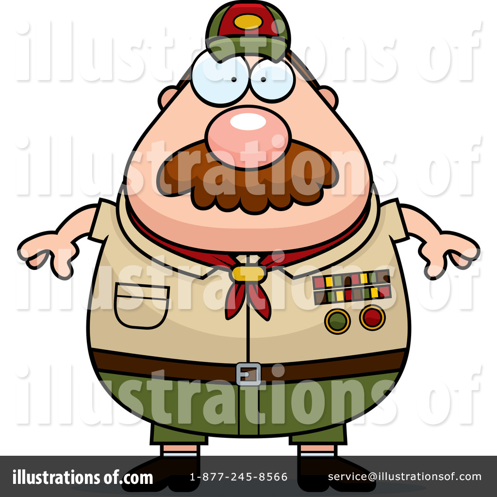 Scout Master Clipart #1256257.