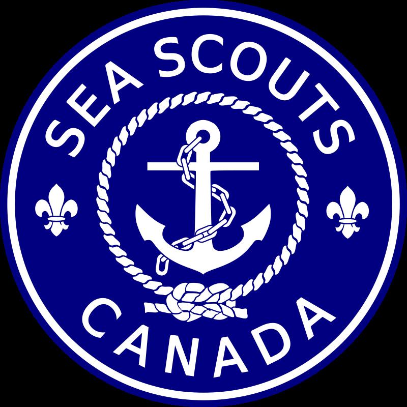 Free Clipart: Sea Scouts Canada.
