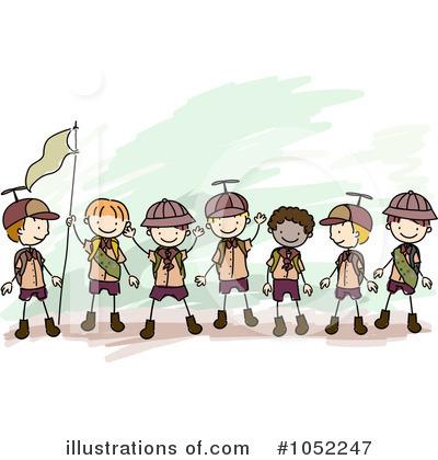 Clipart scouts.