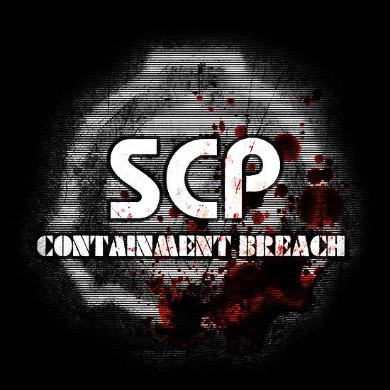 scp containment breach logo #10