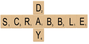 Scrabble Clipart.