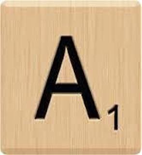 Amazon.com: (10) Beautiful Scrabble Letter R Tiles, Scrabble.