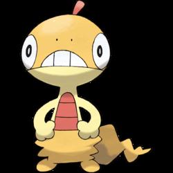 Scraggy (Pokémon).