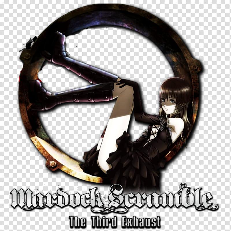 Mardock Scramble The Third Exhaust, Mardock Scramble The.
