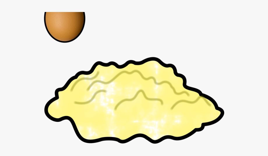 Egg Clipart Scrambled Egg.