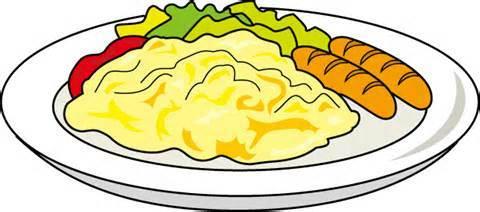 Clipart scrambled eggs 2 » Clipart Portal.