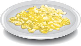 Scrambled Eggs Clipart.