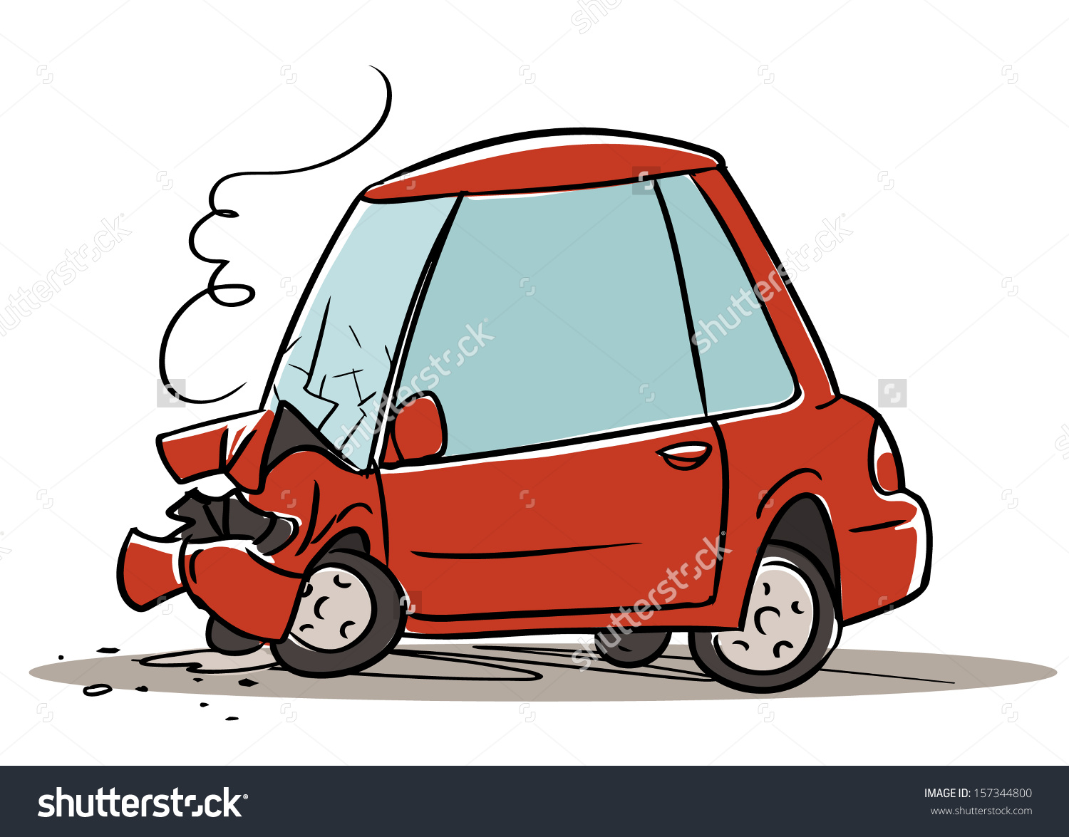 Gallery For > Junk Car Clipart.