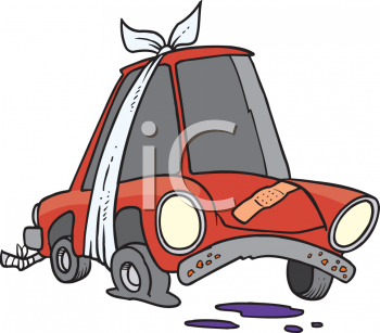 Junk car removal clipart.