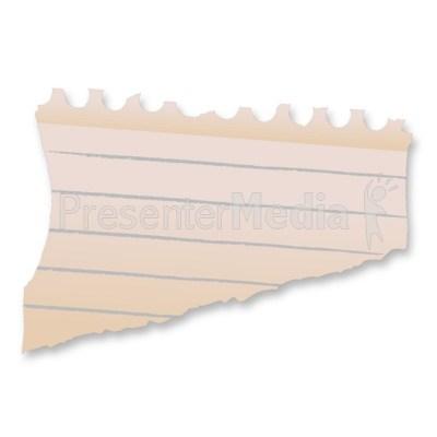Scrap paper clipart » Clipart Portal.