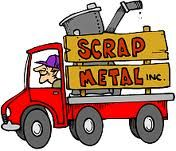 Scrap Yard Clipart.