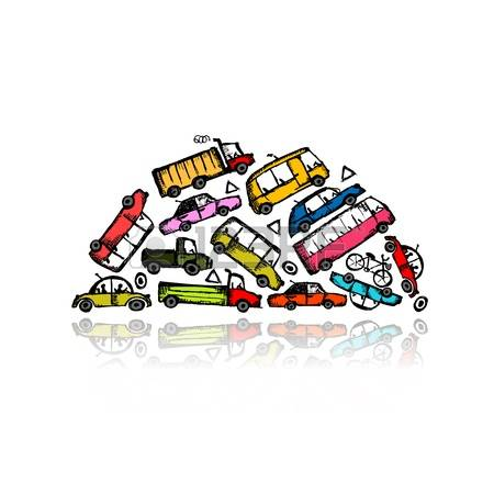 184 Scrapyard Stock Vector Illustration And Royalty Free Scrapyard.