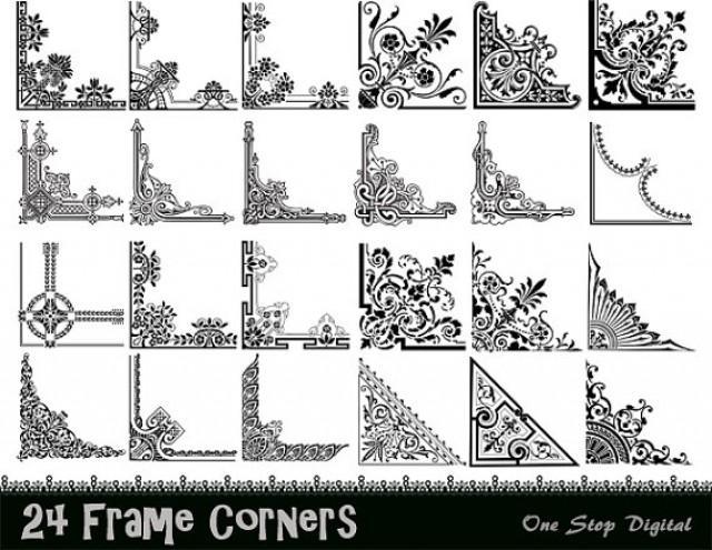Free Card Corner Cliparts, Download Free Clip Art, Free Clip.