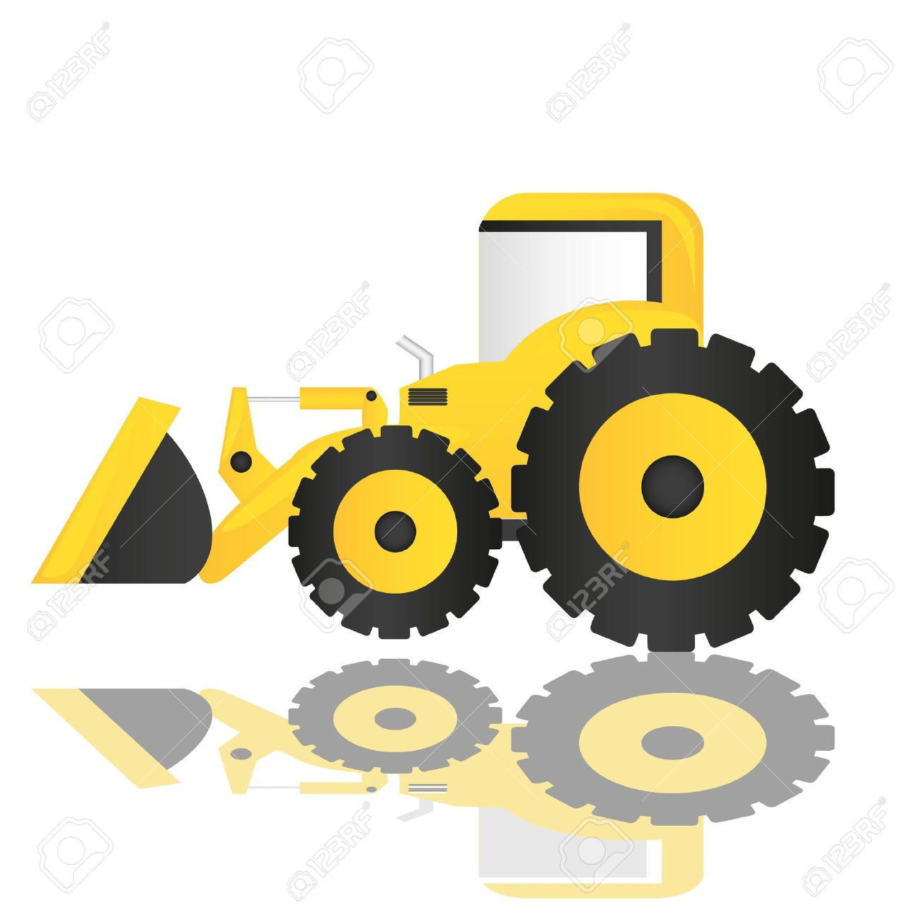 432 Tractor Scrapers Stock Vector Illustration And Royalty Free.