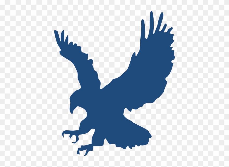 Blue Eagle Clipart (#187814).