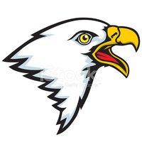 Screaming Eagle Mascot stock vectors.
