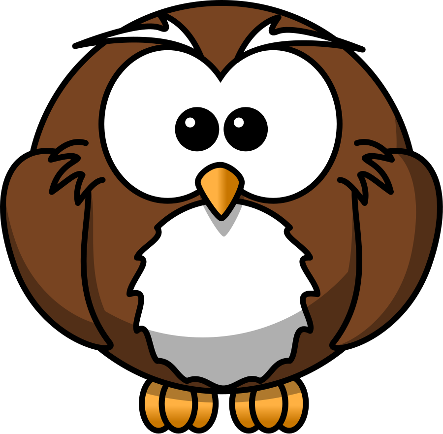 Screech owl Clipart, vector clip art online, royalty free design.