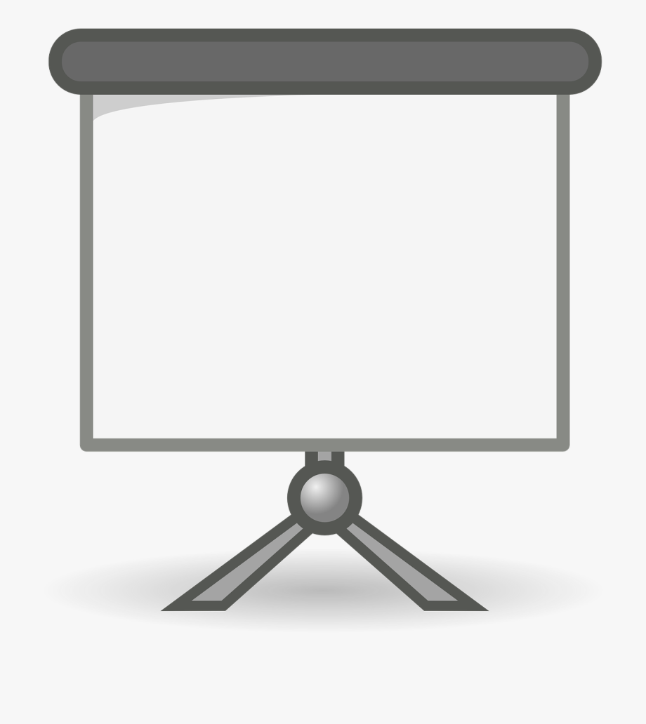 Graphic Royalty Free Stock Movie Screen Clipart.