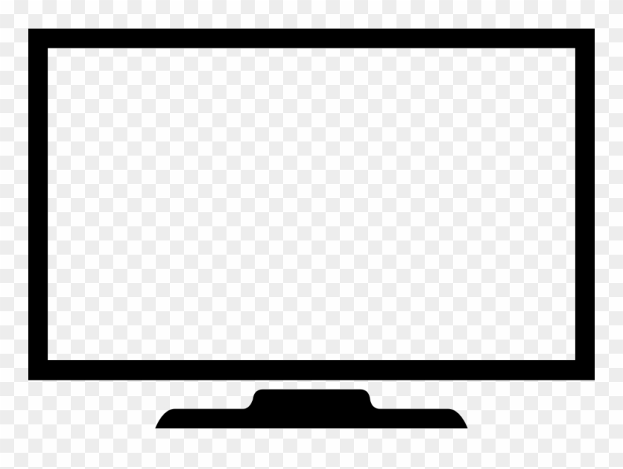 Tv Screen Icon Png Clipart Computer Monitors Television.