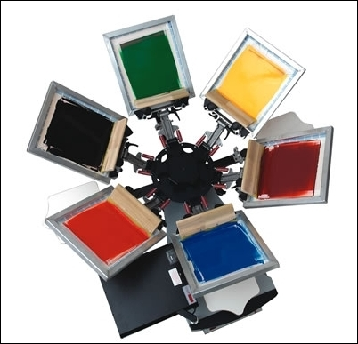 Variety of Printa Systems Screen Printing Equipment Now.