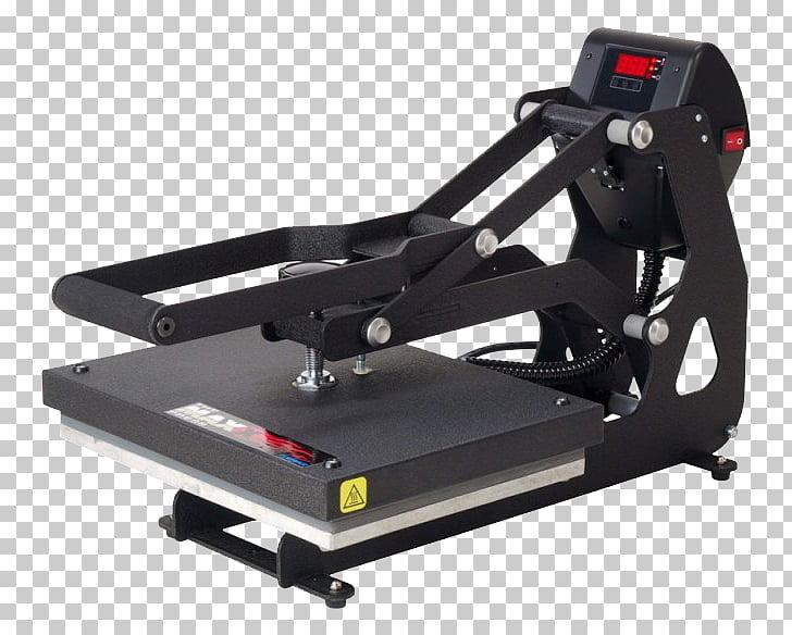 Heat press Printing press Screen printing Transfer printing.