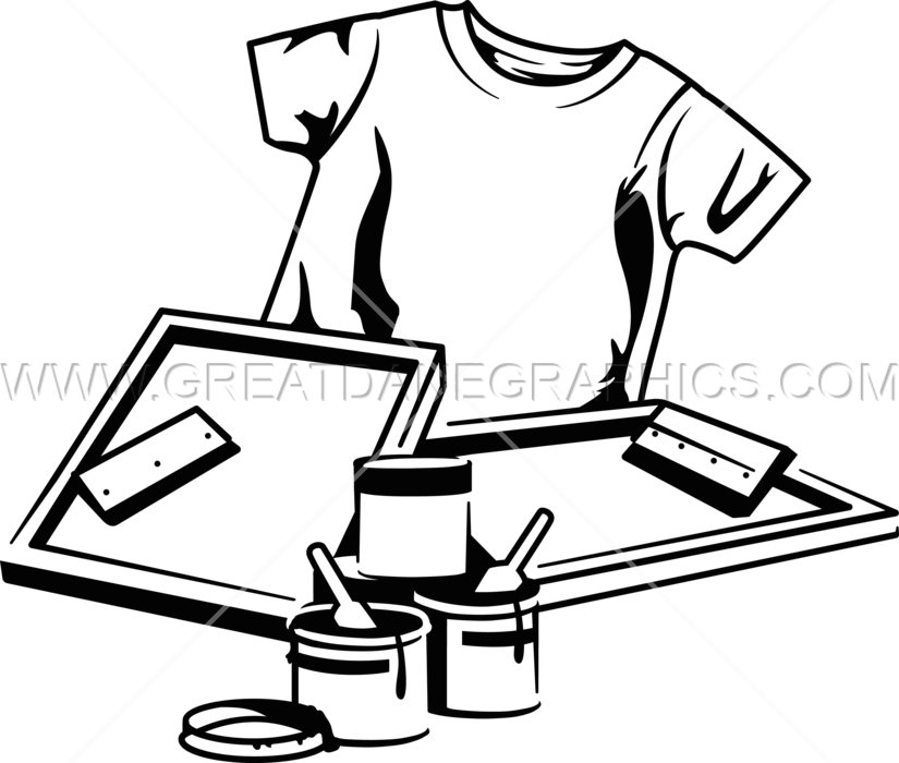 Print Equipment.