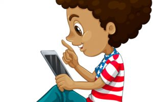 Screen time clipart 5 » Clipart Station.