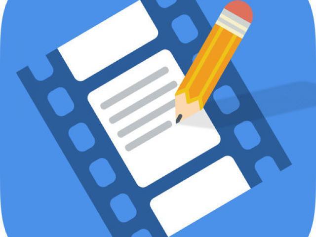Journalist Clipart screenplay 11.