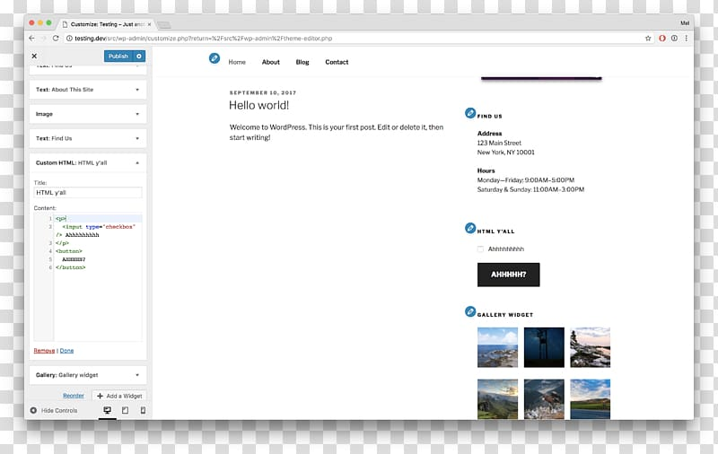 Computer program Automattic WordPress.com Screenshot.