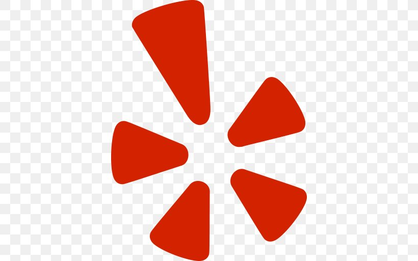 Yelp Logo, PNG, 512x512px, Yelp, Font Awesome, Logo, Red.