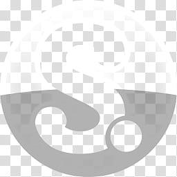 Icon Neoni White, scribd transparent background PNG clipart.
