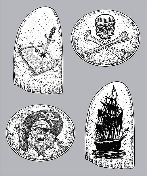Scrimshaw Clip Art, Vector Images & Illustrations.