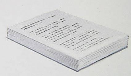 Movie Script Clipart.