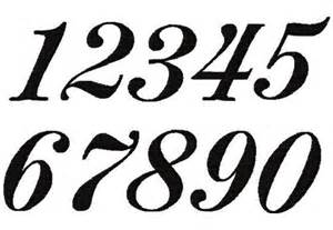 script numbers clipart 20 free Cliparts | Download images ... Old English Numbers 1 10