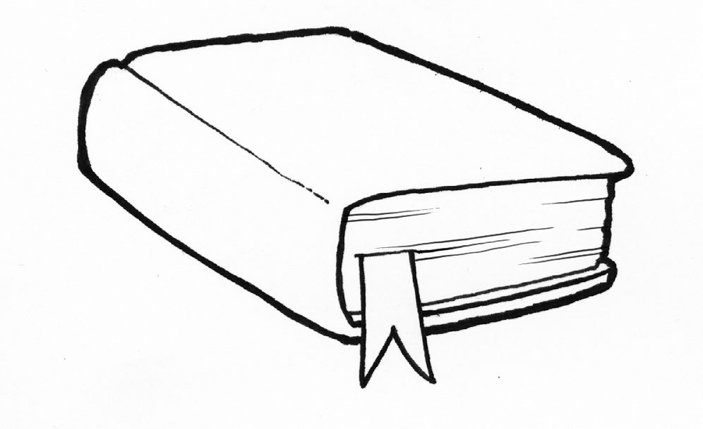 Black and white scripture clipart 4 » Clipart Portal.