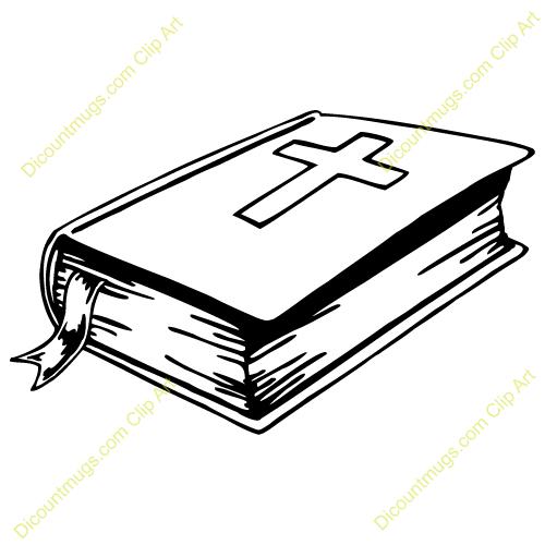 Scripture Clipart Black And White.