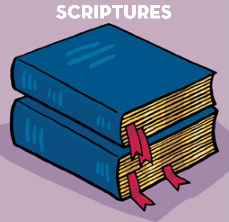 Scriptures: Clipart.